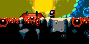 Xeodrifter Screenshots