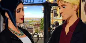 Broken Sword 5: The Serpent's Curse Screenshots