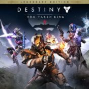 Destiny: The Taken King Screenshots