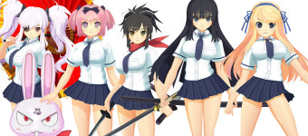 Senran Kagura 2: Deep Crimson (3DS) Review