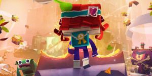 Tearaway Unfolded (PS4) Review