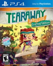 Tearaway Unfolded Screenshots