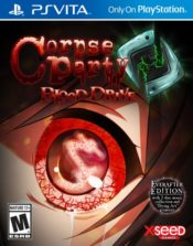 Corpse Party: Blood Drive Screenshots