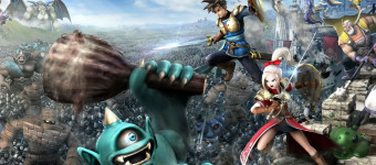 Dragon Quest Heroes: The World Tree's Woe and the Blight Below (PS4) Review