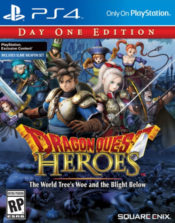 Dragon Quest Heroes: The World Tree's Woe and the Blight Below Screenshots