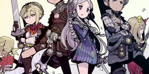 The Legend of Legacy Screenshots