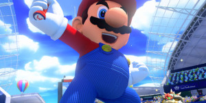 Mario Tennis: Ultra Smash Screenshots