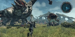 Fondling – Xenoblade Chronicles X