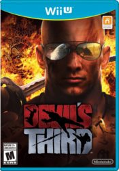 Fondling – Devil's Third Part One