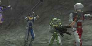 Earth Defense Force 2: Invaders From Planet Space Screenshots