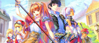 The Legend of Heroes: Trails in the Sky SC (Vita) Review