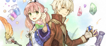 Atelier Escha & Logy Plus: Alchemists of the Dusk Sky (Vita) Review