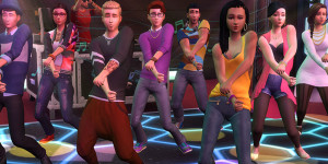 The Sims 4: Get Together Screenshots