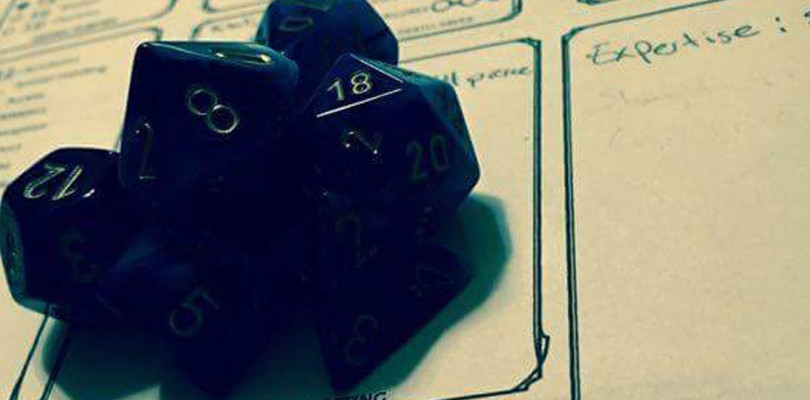 Thunder in a Pair 'O Dice – Episode 3.0