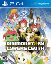 Digimon Story Cyber Sleuth Screenshots