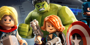 LEGO Marvel's Avengers Screenshots