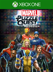 Marvel Puzzle Quest: Dark Reign Screenshots