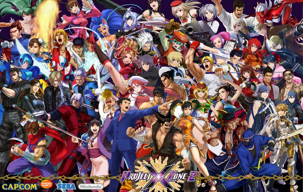 The roster of PxZ 2 is as varied as it is massive.