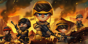 Tiny Troopers Joint Ops Screenshots