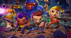Enter the Gungeon (PS4) Review