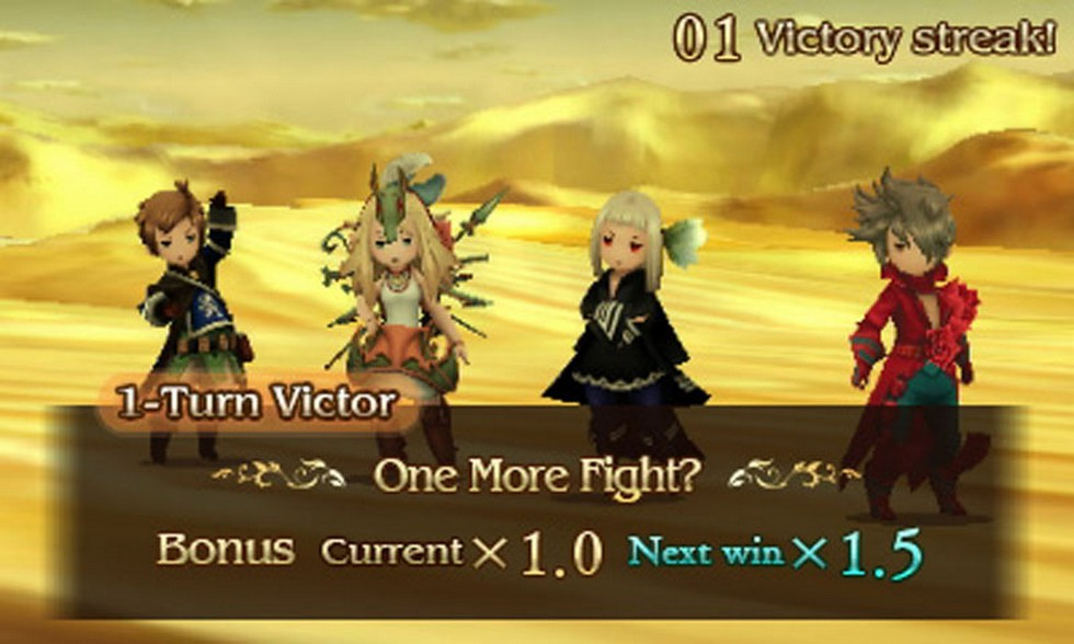 The combat remains mostly the same with a few tweaks and don't worry, you can still manipulate random encounter rates anytime time you want after the tutorial.