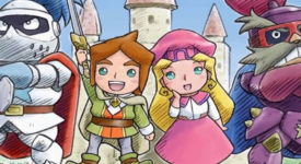 Return to PopoloCrois: A STORY OF SEASONS Fairytale (3DS) Review