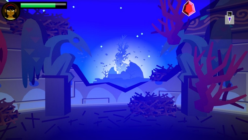Severed is quite the colorful game in more ways than one.