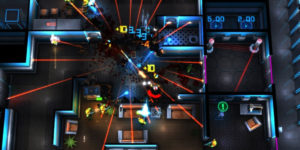 Neon Chrome (PS4) Review