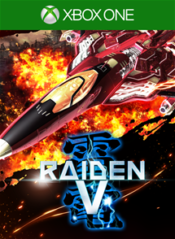 Raiden V Screenshots