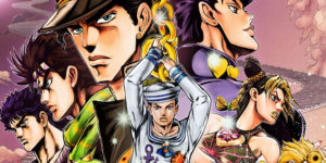 JoJo's Bizarre Adventure: Eyes of Heaven Screenshots