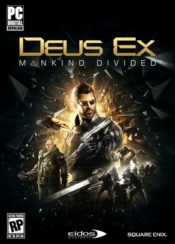 Deus Ex: Mankind Divided Screenshots