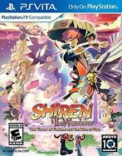 Shiren the Wanderer: The Tower of Fortune and the Dice of Fate Screenshots