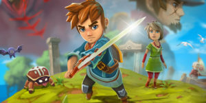 Oceanhorn – Monster of Uncharted Seas (XB1) Review