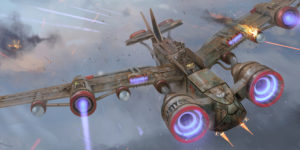 Sky Force Anniversary (PS4) Review