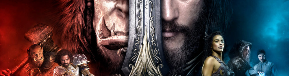 Warcraft Blu-Ray Contest (Giveaway)