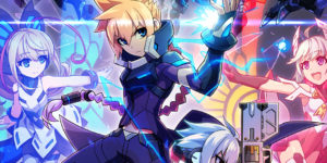 Azure Striker Gunvolt 2 Screenshots
