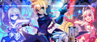 Azure Striker Gunvolt 2 (3DS) Review