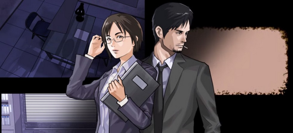 Gone is the unique pencil sketch art style but the characters designs remain largely reminiscent of the Hotel Dusk series.