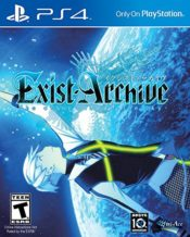 Exist Archive: The Other Side of the Sky Screenshots