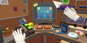 Job Simulator Screenshots