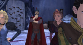 King's Quest Chapter 4: Snow Place Like Home (XB1) Review