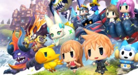 World of Final Fantasy (PS4) Review
