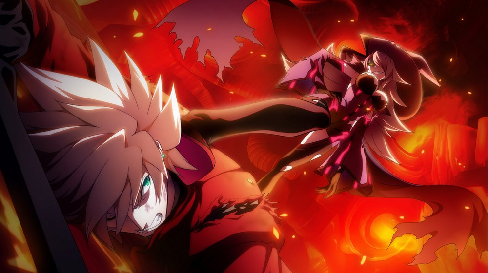 Cheer up Ragna, I know at least 6 people who would love to have this happen to them.