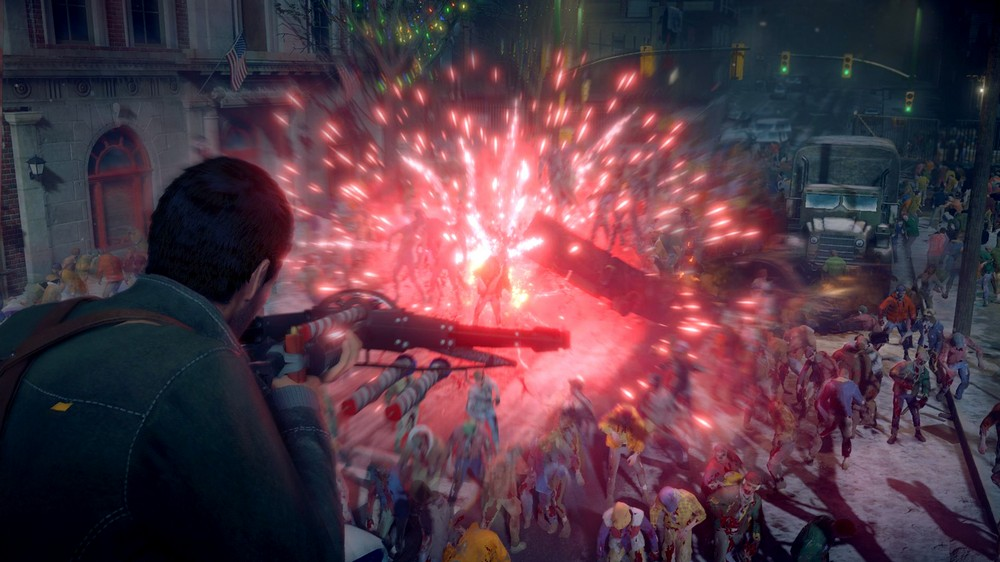 Dead Rising 4 Blambow Weapon Red