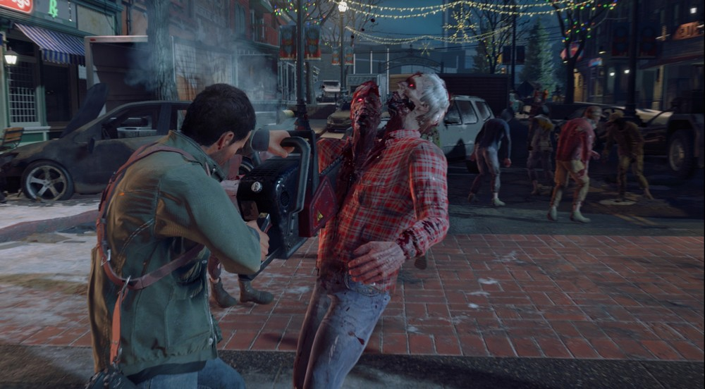 Dead Rising 4 Zombie Slice of Fun
