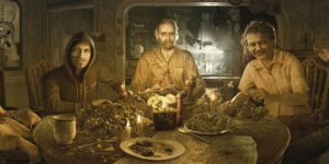 Resident Evil 7 biohazard Screenshots