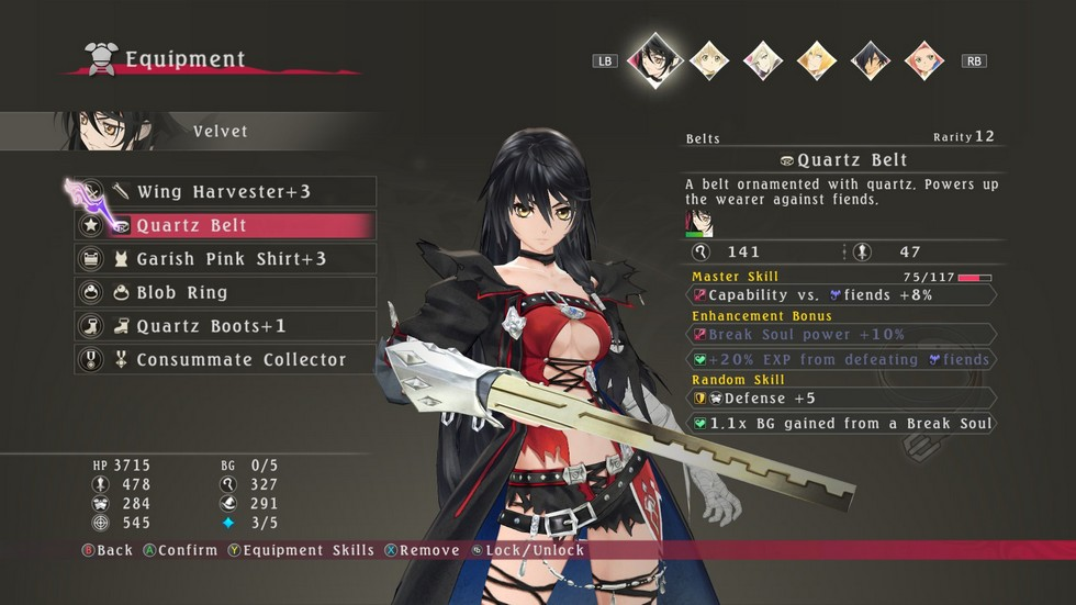 Tales Of Berseria Pc Review Ztgd