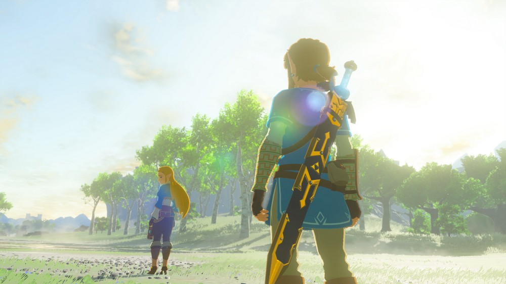 The Legend of Zelda: Breath of the Wild (Switch) Review – ZTGD