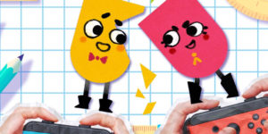 Snipperclips – Cut it out, together! (Switch) Review