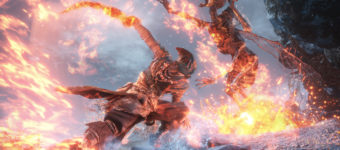 Dark Souls III: The Ringed City (PS4) Review